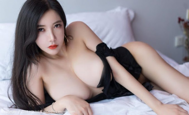Sexy Youmi first look want to be anal