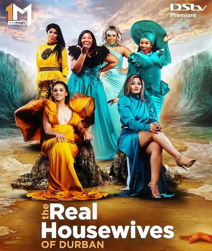 Meet The Cast Of 'The Real Housewives Of Durban' Season 1 And Watch The Official Trailer Here!