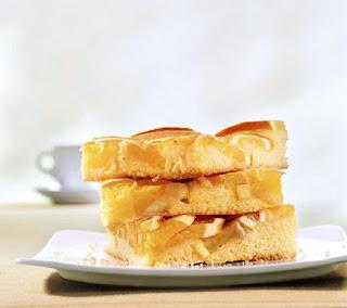 Orange tray cake recipe