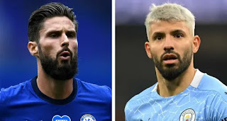 AS: Aguero and Giroud among 7 Real Madrid's targets to replace Jovic