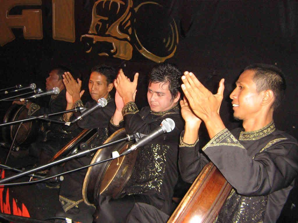Jenis Tari dan Rapa'i di Aceh Utara