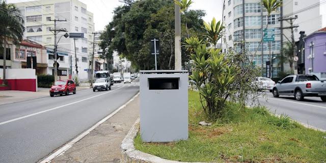Governo Federal proíbe multas por radares escondidos