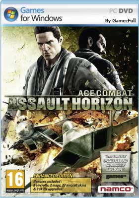 Ace Combat Assault Horizon PC [Full] Español [MEGA]
