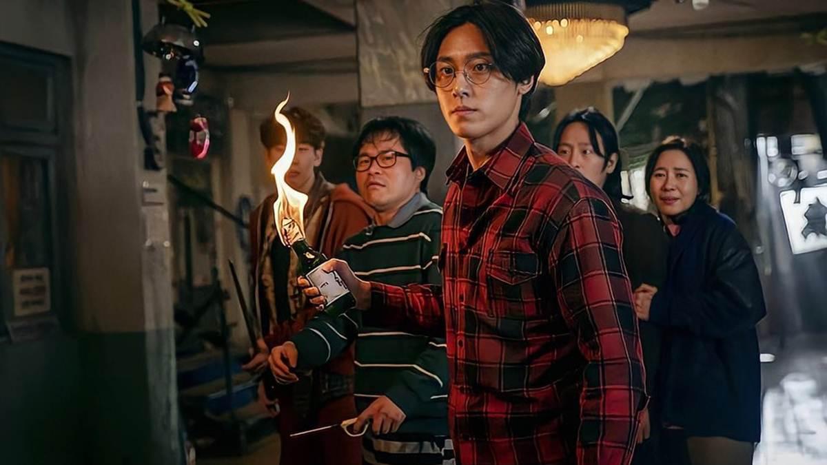 Lee Do Hyun sebagai Eun Hyuk