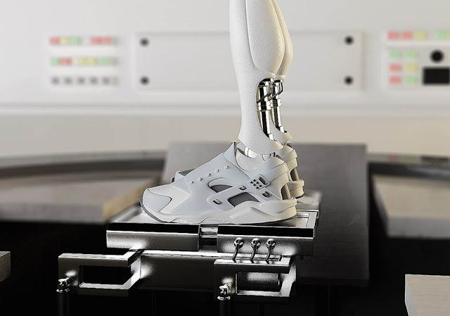 ¿Cómo serán las zapatillas de Nike dentro de un siglo?