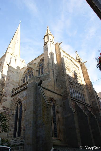 Cattedrale Saint Vincent di Saint Malo - Esterno