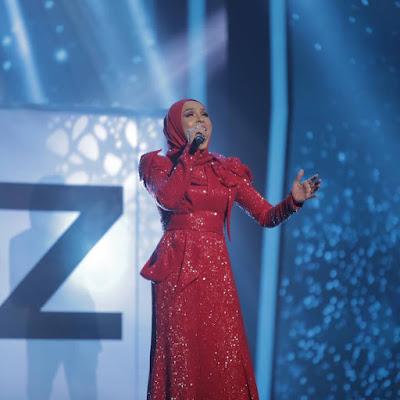 Video Persembahan Noryn Aziz di Pentas Final Gegar Vaganza 2018