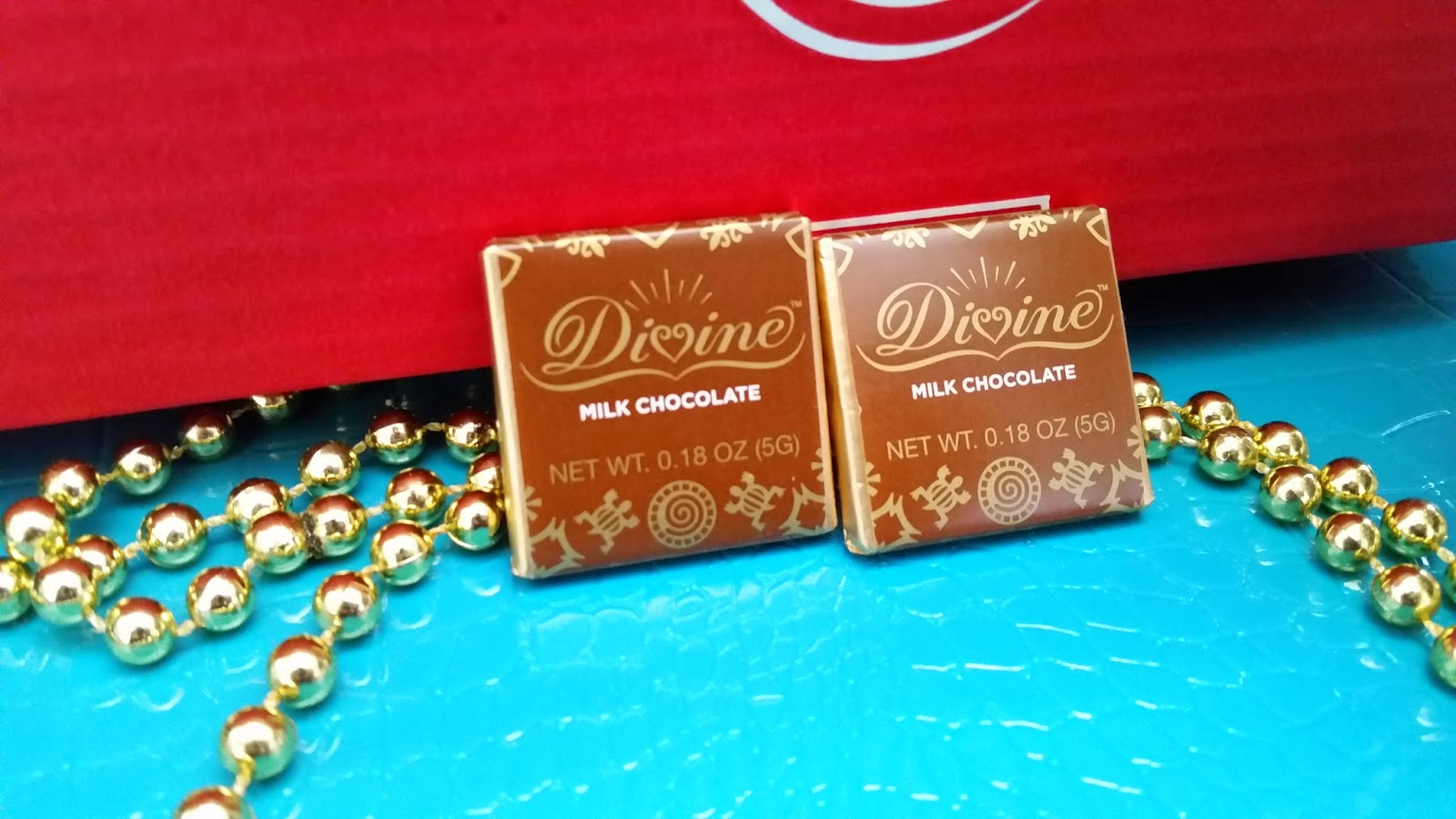 Divine Chocolate Milk Chocolate Mini Pieces