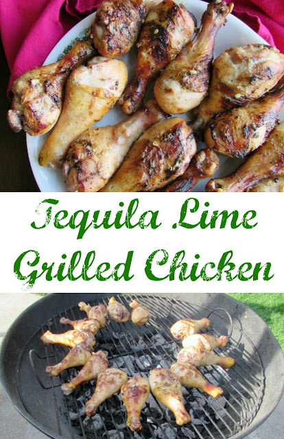 This Tequila Lime Chicken has all of the flavor of your restaurant favorite and it stays so juicy and flavorful. Fire up the grill for Cinco de May or any day of the week!