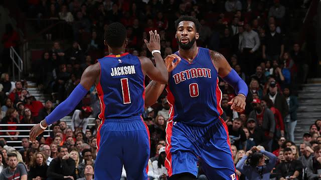 Jackson et Drummond dans un trade ? PistonsFr, actualité des Pistons en France