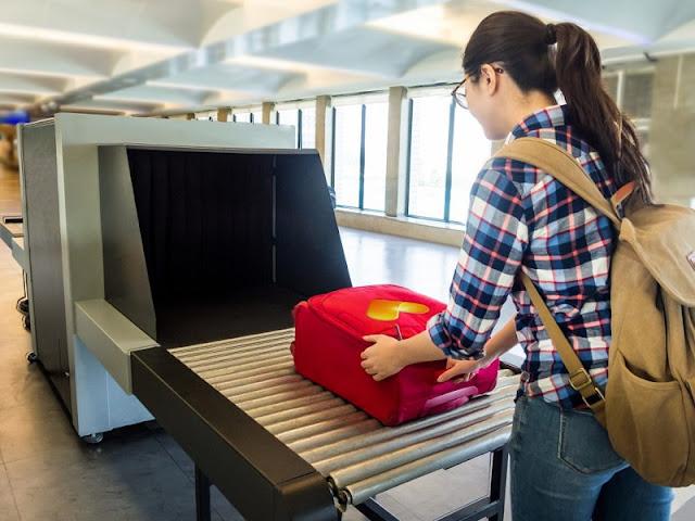 Mala de mão para levar para voos internacionais