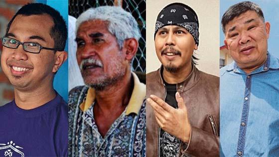 4 Aktivis Yang Banyak Berjasa Pada Rakyat Berbanding Ahli Politik Yang Hanya Muncul 5 Tahun Sekali