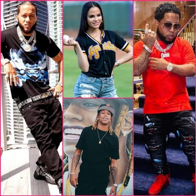 Dominicanos confirmados en Premios Juventud