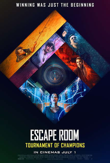 Win a double pass to see Escape Room: Tournament of Champions