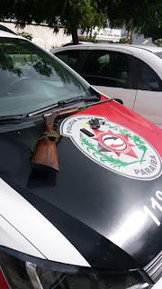 Homem mata primo a tiros durante discussão e depois tenta suicídio na Paraíba