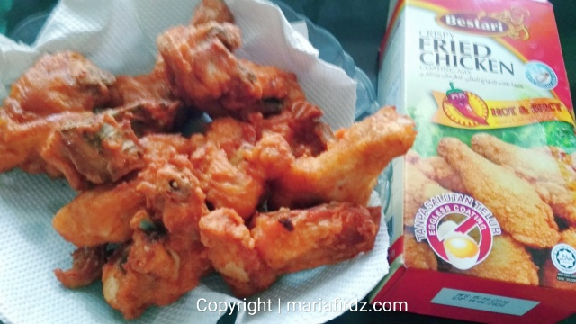 Ayam Goreng Tepung Sedap