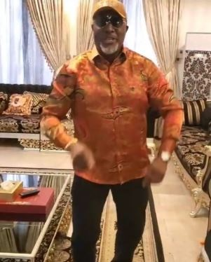 Dino Melaye Mocks Oshiomhole, Says 'Buhari, APC Have Sent You To Golgotha' (Video)