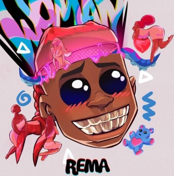 Rema - Woman (Mp3 Download)