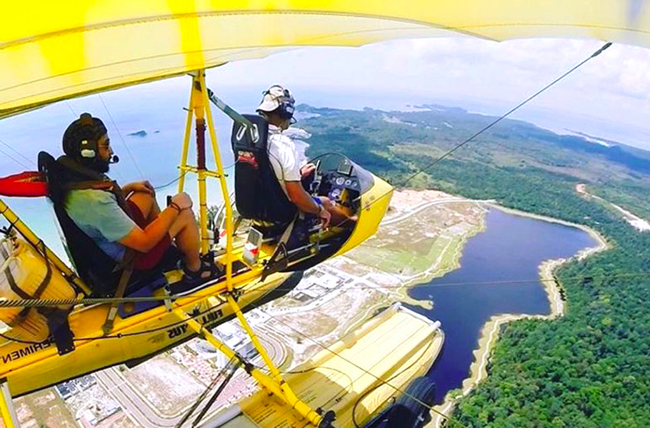 Gambar Air Adventures Flying Club Bintan Di Kepulauan Riau