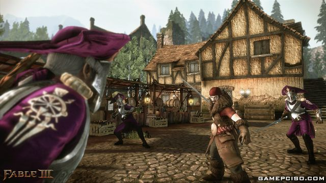 Fable 3 - Download Game PC Iso New Free