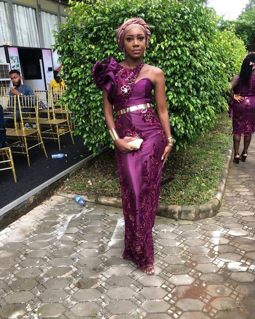 2019 Outstanding Asoebi Styles of the Season