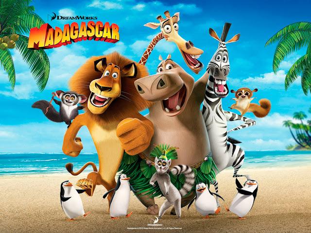 Madagascar görseli