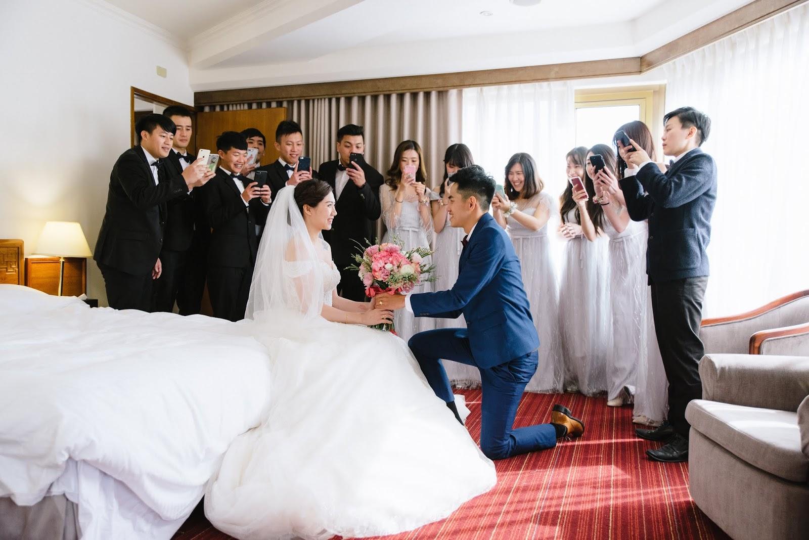台中婚攝 婚攝推薦 台中福華 Howard-Hotels 定結午宴 Y&L