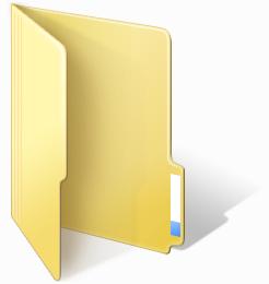 cara mudah sembunyikan file dan folder di windows