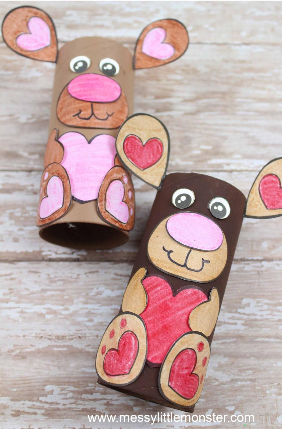 bear craft for preschoolers