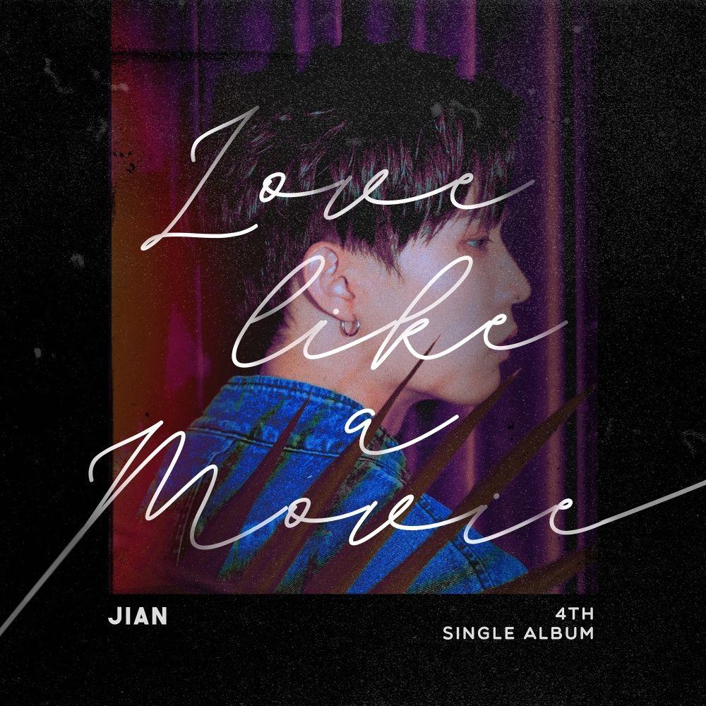 JIAN – Love Like a Movie – Single