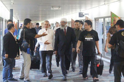 Wow, Dai Yang Telah Islamkan Ribuan Orang Itu Kini Telah Tiba di Indonesia