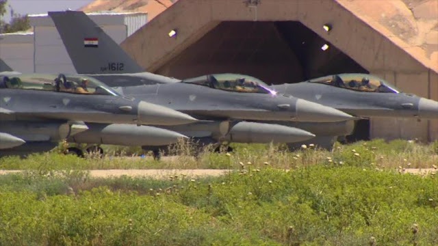 Irak bombardea a Daesh en Siria y mata a líderes terroristas
