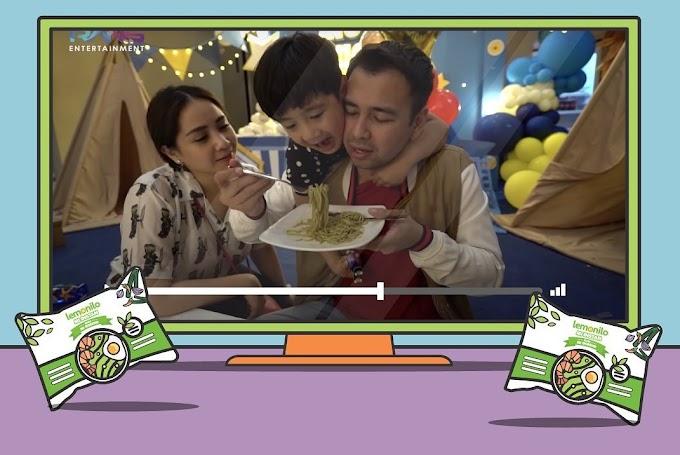 Makanan Sehat ala Keluarga Raffi Ahmad & Nagita Slavina