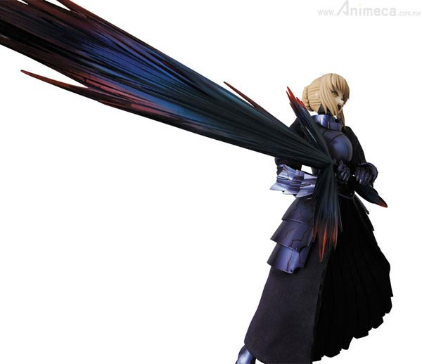 FIGURE SABER ALTER REAL ACTION HEROES Fate/stay night Medicom Toy