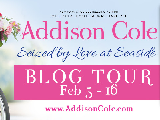 Seized by Love at Seaside by Addison Cole Review