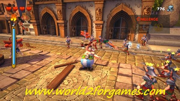 تحميل لعبة Asterix And Obelix XXL 2 للكمبيوتر