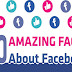 20 Amazing Facts About Facebook #infographic