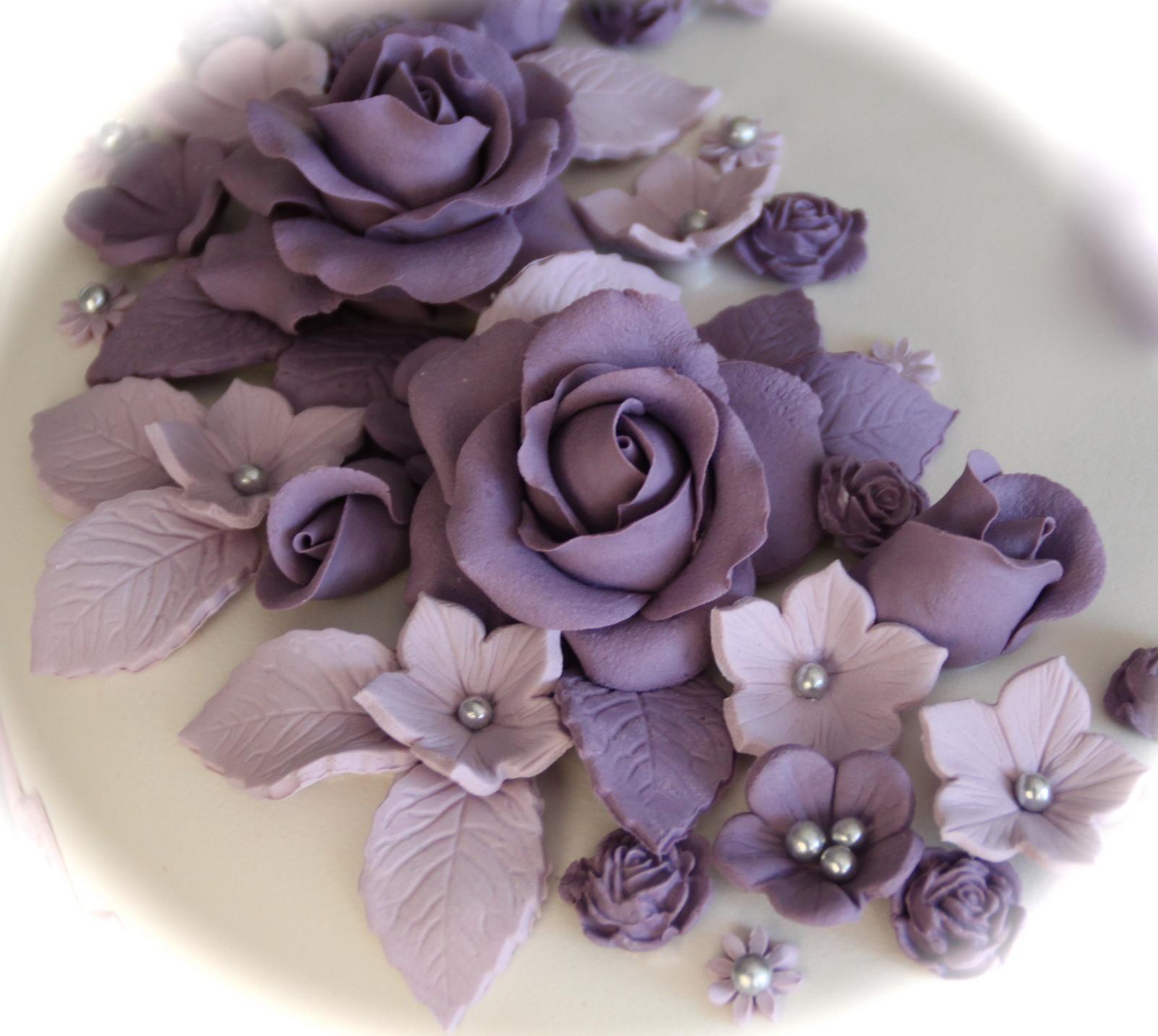 hvordan lage roser av smørkrem