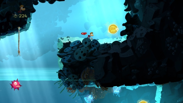 Download Rayman Origins PC Gameplay