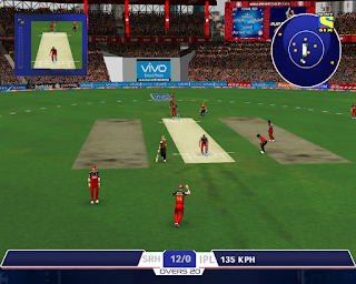 HD Studioz IPL 09 Patch For Cricket 07