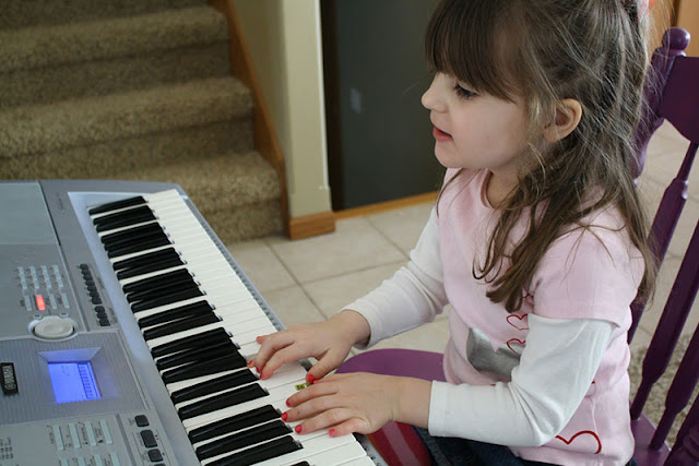 Học đàn organ tại trường nhạc SMS quận 2