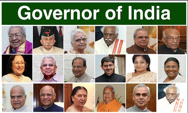 Governors of India