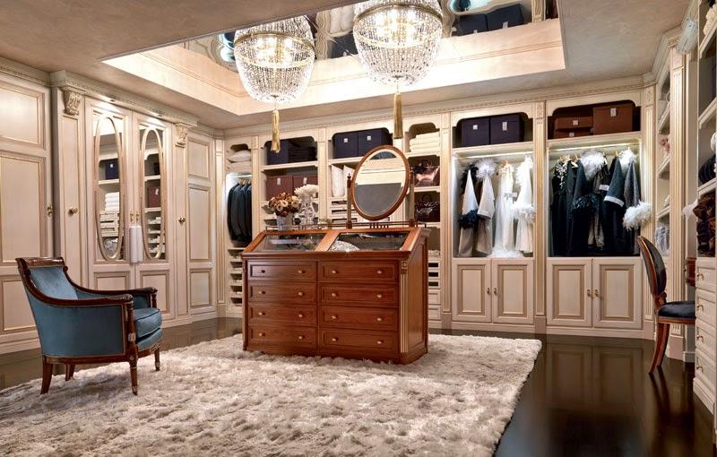 Design interior mobilier clasic de lux Italia - Mobila living Constanta