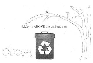Classroom Freebies Too: Where Is Ricky The Recycling Raccoon?