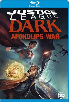 Justice League Dark: Apokolips War [2020] [BD25] [Latino]