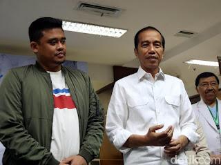 Hasil Survei Terkini, Ini yang Bikin Menantu Jokowi Tetap Meroket Dibanding Petahana Medan