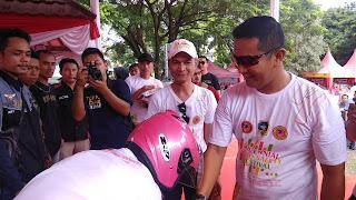 Millennial Road Safety Polres Cirebon Berhasil Tekan pelanggaran lalin