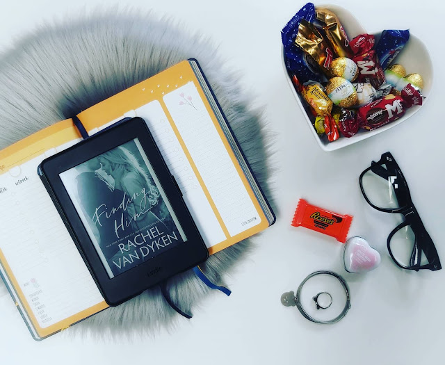 CZYTAM W ORYGINALE || Rachel Van Dyken - Finding Him