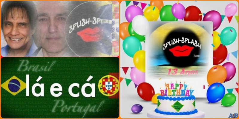 Parabéns ao nosso conceituado Portal  luso-brasileiro Splish Splash, que fundado em 7 de julho de 2008, hoje completa 13 anos de sucesso.
