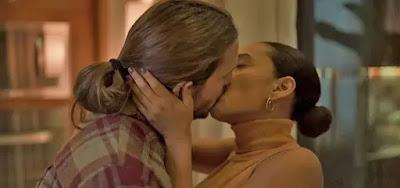 Davi (Vladimir Brichta) reatará o romance com Vitória (Taís Araújo)